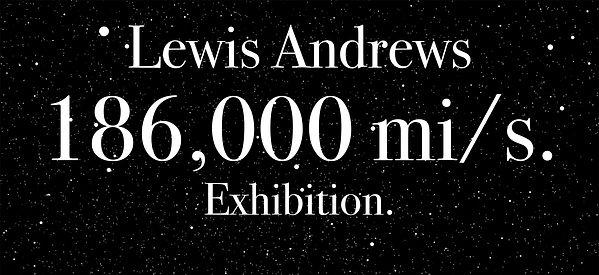 186,000mi/s Exhibit Banner