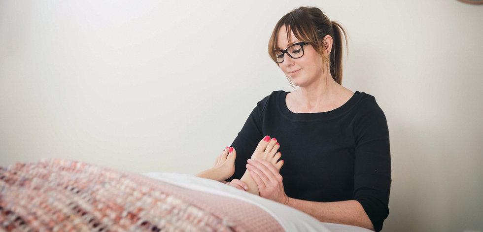 Metta Massage + Wellness reflexology massage
