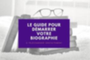 guide gratuit biographie Lille Nord raconter son histoire