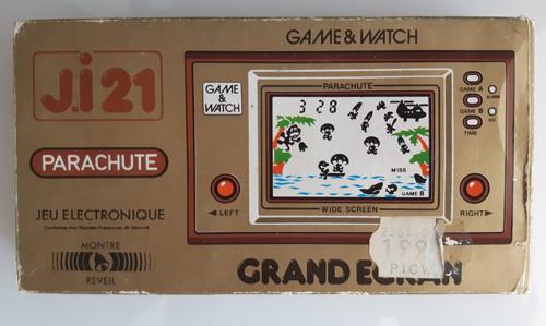 Console Nintendo jeu électronique