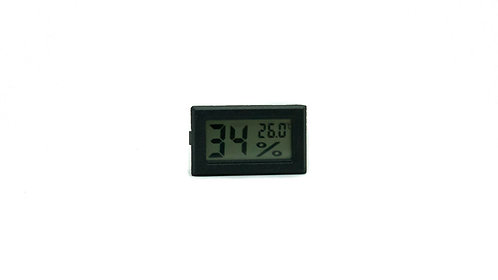 Mini LCD Temperature & Humidity Sensor