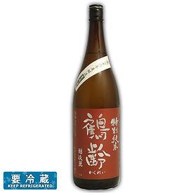 鶴齢 特別純米 越淡麗