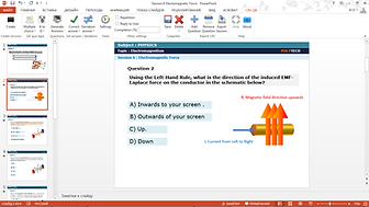 Make a quiz in PowerPoint for Academus CRS-QB Qustion Builder