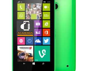 Academus CR-50 Virtual Clicker for Windows phones