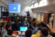 Polytech school presentation, Greece