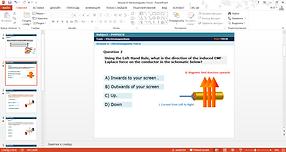 Academus CRS-QB Question Builder screenshot