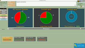 Academus CRS-RM Response Management screenshot