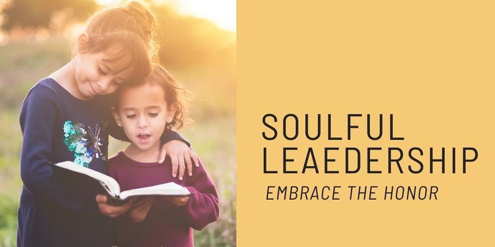 Soulful Leadership Batch A
