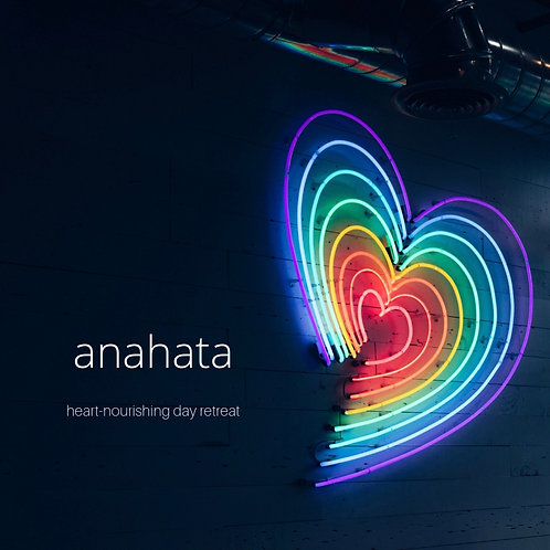 Anahata Day Retreat Friends/Couples