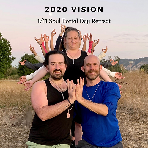 2020 Vision Friends/Family