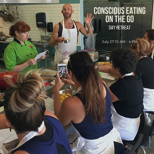 Conscious Eating on the Go Deposit
