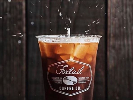 Foxtail's Cold Brew on Tap
