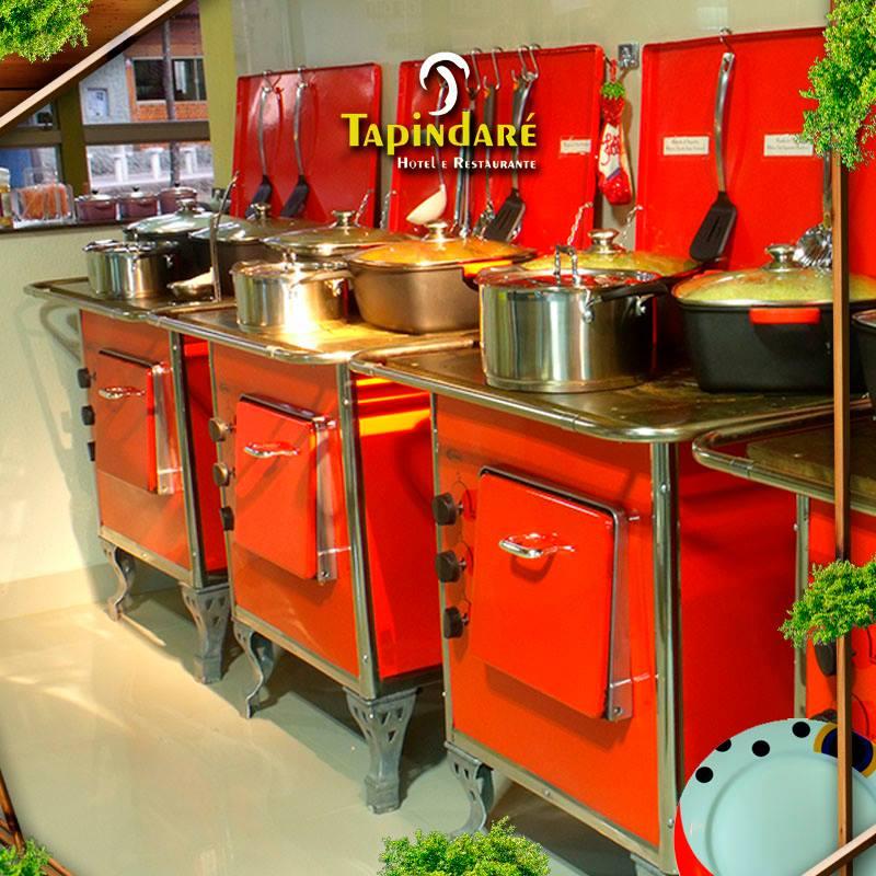 Buffet do Restaurante Tapindaré