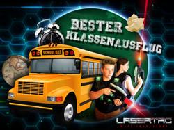 Lasertag Ingolstadt Klassenausflug