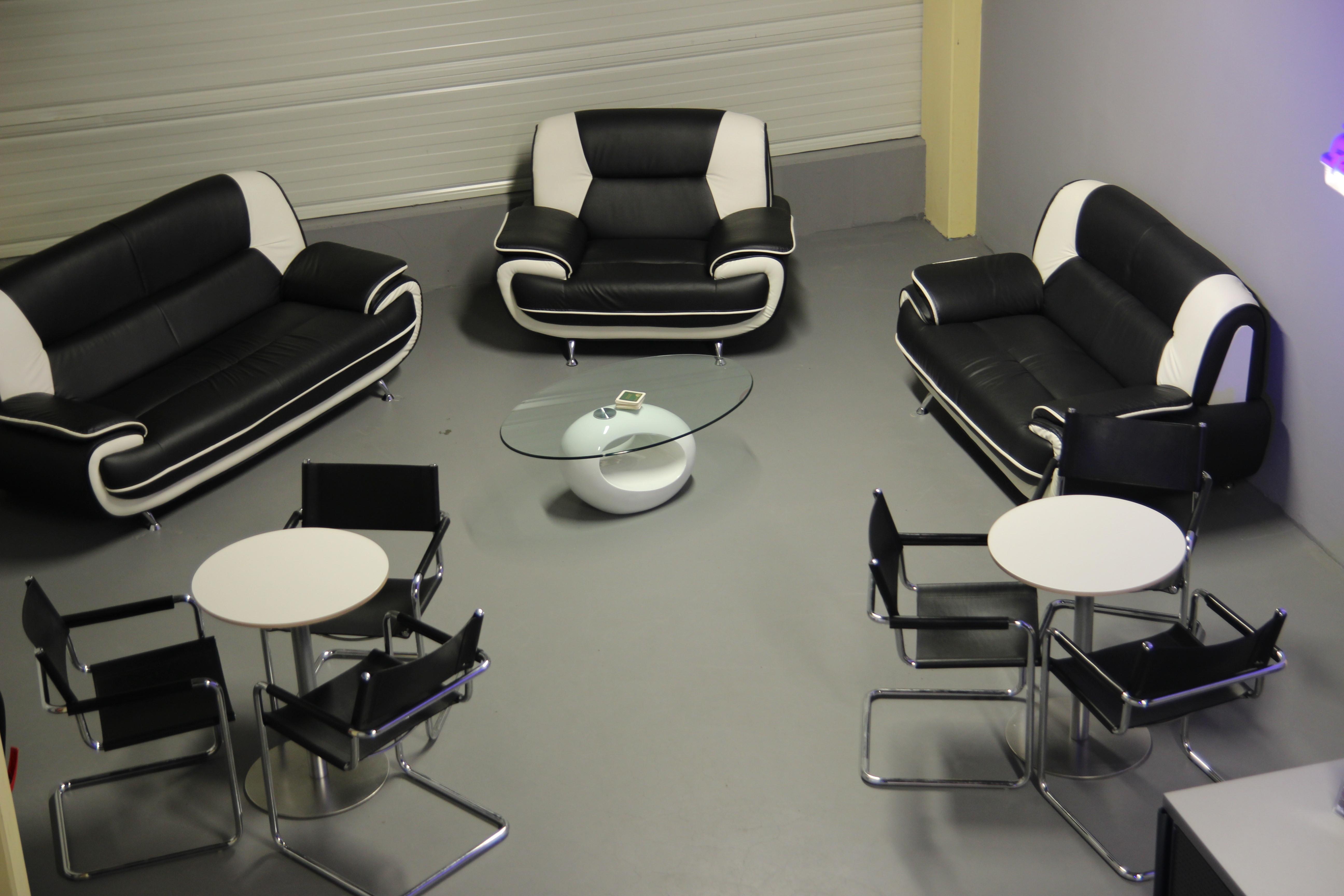 Lasertag Ingolstadt Lounge