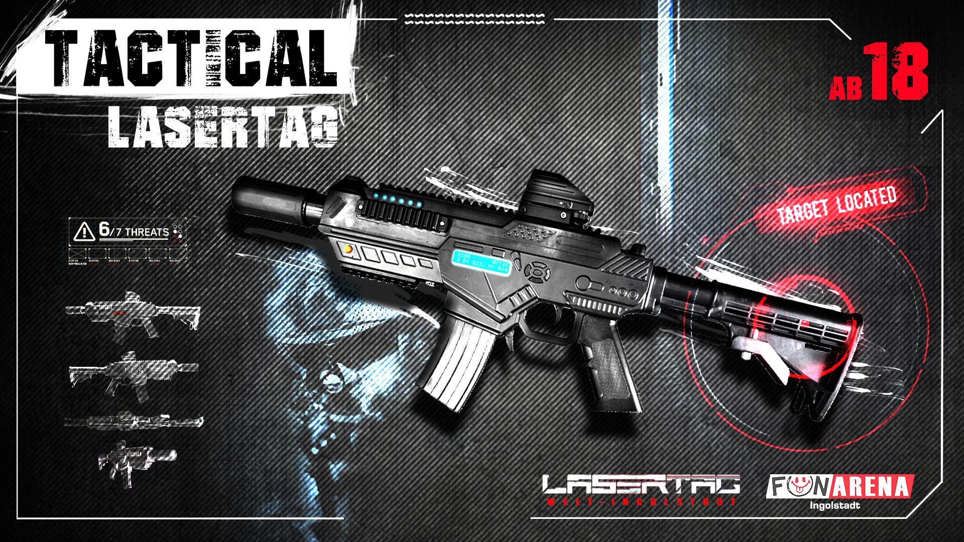 Tactical Lasertag Ingolstadt