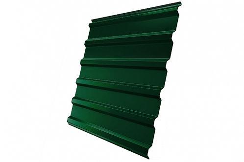 Профнастил С20R 0,4 PE RAL 6005 зеленый мох за м2