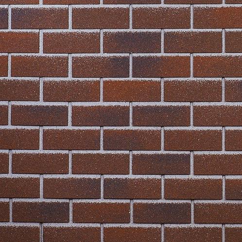 Фасадная плитка Hauberk Технониколь Кирпич Баварский кирпич (1 кв.м)