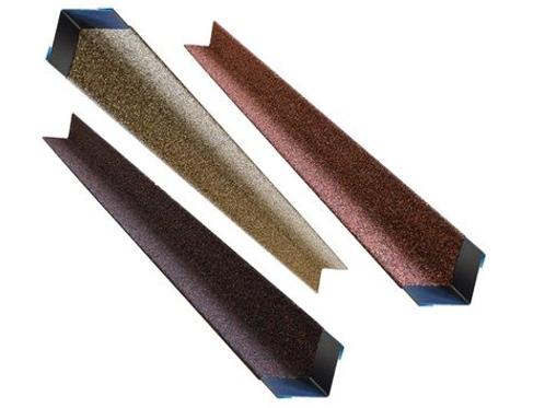 Уголок внутренний Hauberk Технониколь 50*50*1250 металл - Мраморный