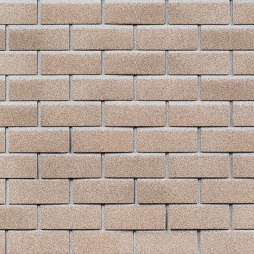 Фасадная плитка Hauberk Технониколь Кирпич Античный кирпич (1 кв.м)