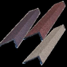 Наличник оконный Hauberk Технониколь 50*100*1250 металл - Мраморный