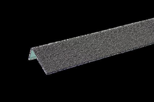 Наличник оконный Hauberk Технониколь 50*100*1250 металл - Сланец