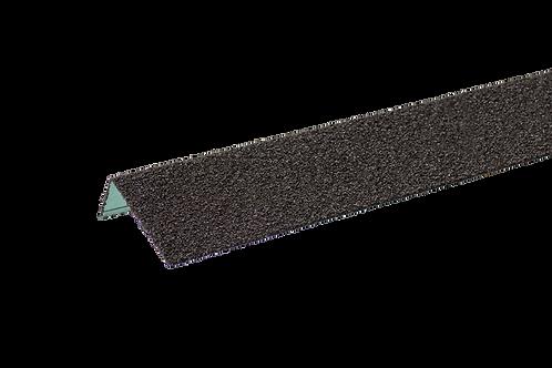 Наличник оконный Hauberk Технониколь 50*100*1250 металл - Кварцит