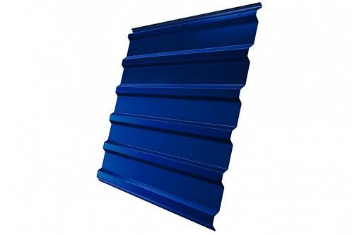 Профнастил С20R 0,4 PE RAL 5005 сигнальный синий за м2
