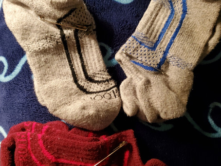 Does your washer eat socks??