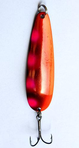 Dark Copper Pink & Orange