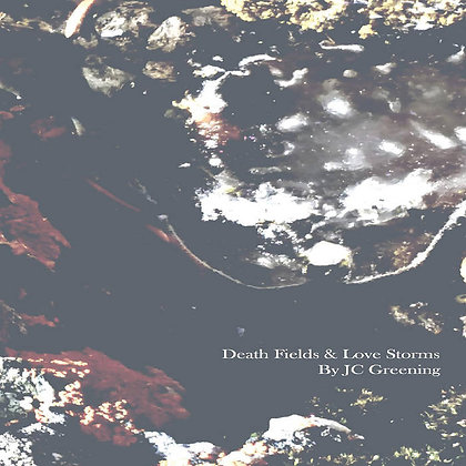 Death Fields & Love Storms Rare Paperback Edition