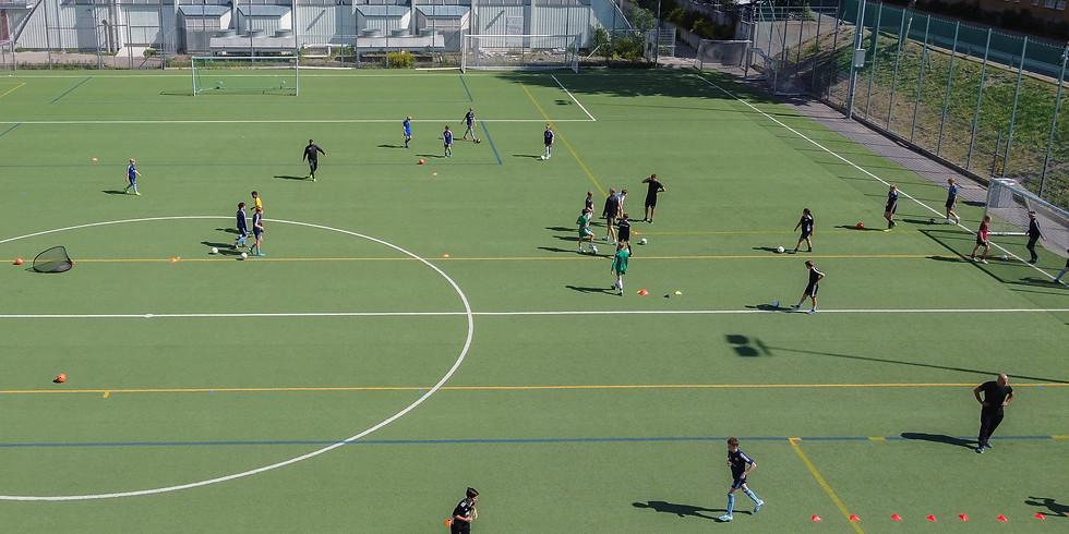 Coach Nebez Football Camp