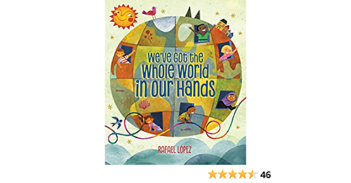 We've got the whole world in out hands by Rafael Lopez