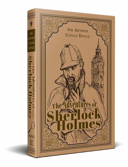 The Adventures of Sherlock Holmes by Sir Arthur Conan Doyle