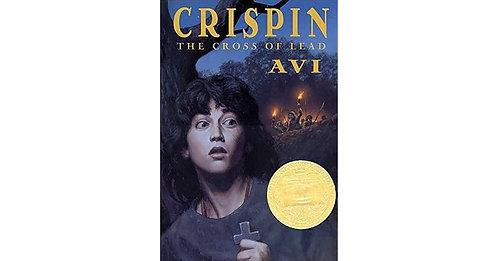 Crispin: The Cross of Lead by Avi