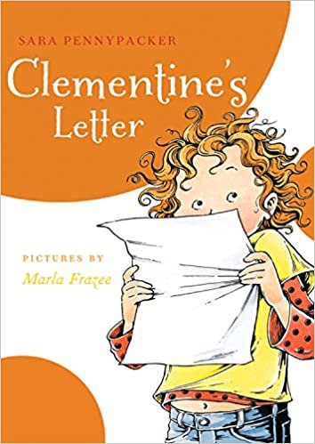 Clementine's Letterby Sara Pennypacker