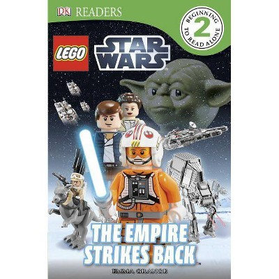 Lego Star Wars: The Empire Strikes Back Early Reader Level 2