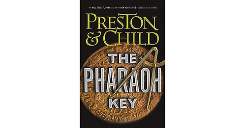 Pharaoh Key by Preston and Childs