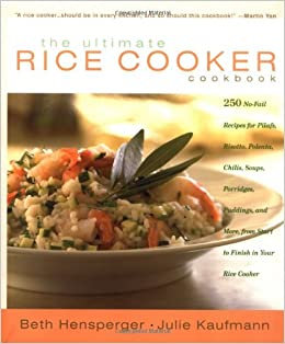 The Ultimate Rice Cooker Cook Book
