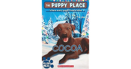 The Puppy Place: Cocoa by Ellen Miles