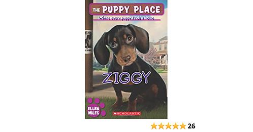 The Puppy Place: Ziggy by Ellen Miles