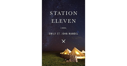 Station Eleven by Emily St.John Mandle
