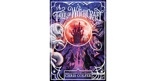 A Tale of Witchcraft by Chris Colfer