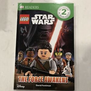 Lego Star Wars: The Force Awakens Level 2 early reader
