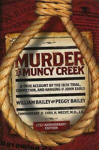 Murder in Muncy Creek