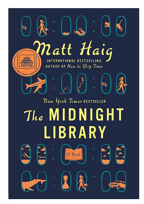 Midnight Library by Matt Hiag