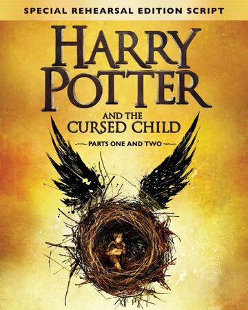 Harry Potter and the Cursed Child Part I and II
