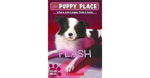 The Puppy Place: Flash by Ellen Miles
