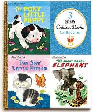 3 Little Golden Books Collection by Little golden books