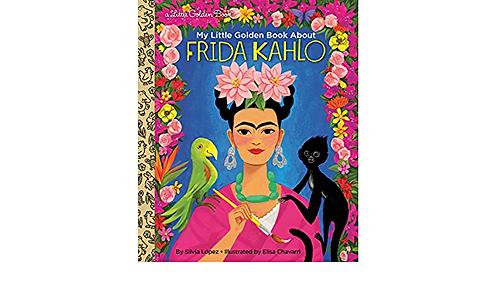 Little Golden Book: Frida Kahlo